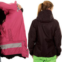 Burton Theory Snowboard Jacket women (true black dot com print)