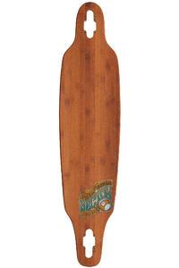 """Sector 9 Punta Lobos - Bamboo Series 42"""" (107cm) Longboard Deck"""