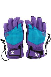 DC Seger Gloves (royal purple blue jewel)