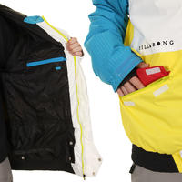 Billabong Crown Snowboard Jacket (spray blue)