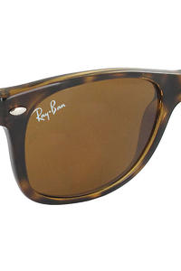 Ray-Ban New Wayfarer Sonnenbrille 55mm  (light avana brown)