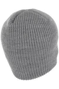 RVCA Base Beanie (industrial grey heather)