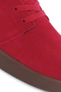Supra Stacks Shoe (red)