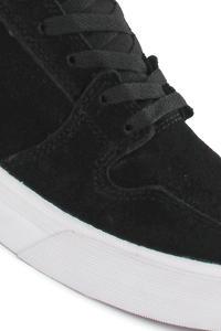 Supra Vaider Suede Schuh (black grey)