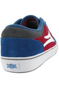 Lakai Brea Suede Schuh (red blue)