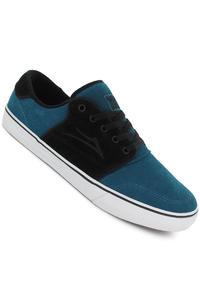 Lakai Carlo Suede Shoe (black blue)