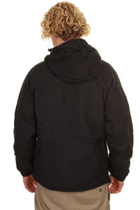 Mazine Deep Langdon Jacke (black)