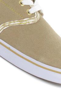 Etnies Caprice Mid LE Shoe women (tan white)