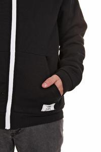 Etnies Classic Sherpa Zip-Hoodie (black)