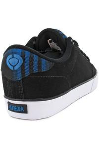 C1RCA Lopez 50 Shoe (black blue blue plaid)