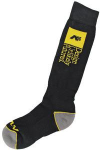 Analog Testimony Socks (true black)