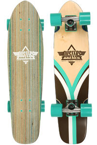 """Dusters Flashback Flyers 7"""" x 28"""" Cruiser (natural blue)"""