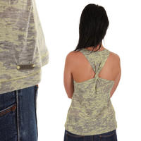 Roxy Buzz Tank-Top women (bleached jellow)