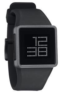 Nixon The Newton Digital Uhr (black grey)