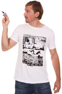 Quiksilver Core Skate Mex T-Shirt (white)