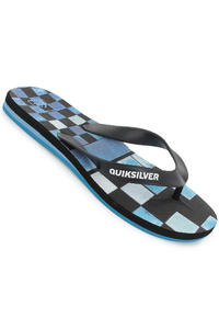 Quiksilver Carver DNA Sandale (black blue multi)