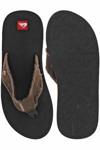 Quiksilver Abyss Sandale (brown black light brown)
