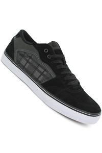 Quiksilver Route 3 Shoe (black grey plaid)