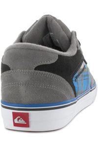 Quiksilver Route 3 Schuh (dark grey blue plaid)