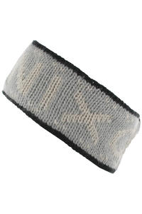 Nixon Name Sake Stirnband women (soft grey)