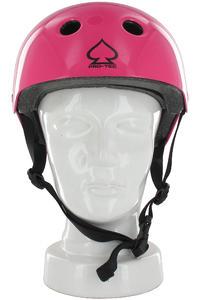 PRO-TEC Classic Skate Helm (gloss punk pink)