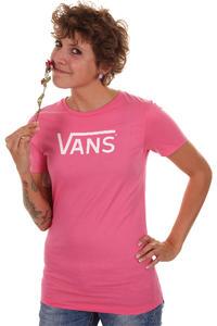 Vans Allegiance T-Shirt women (shocking pink)