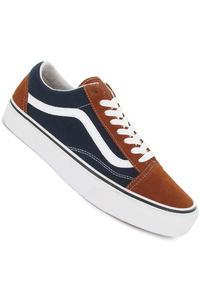 Vans Old Skool Shoe (ginger bread dress blues)