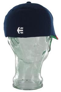 Etnies Corporate 3 FlexFit Cap (navy red)
