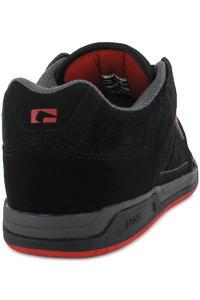Globe Liberty Schuh (black charcoal red)