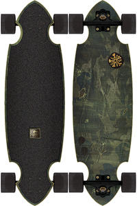 "Globe Queensbury 34"" (86,5cm) Komplett-Longboard (camo)"