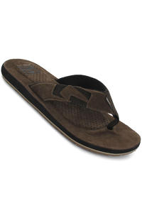 Globe Recoil Sandale (earth black)