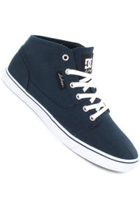 DC Bristol Canvas Mid Schuh women (dc navy white)