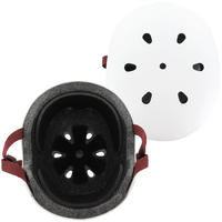 Sector 9 CPSC Mosh Pit Helmet (white)