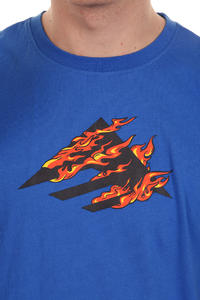 Emerica Up In Flames T-Shirt (blue)