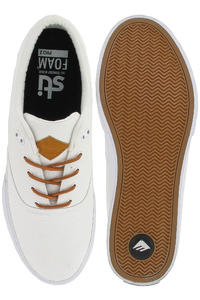 Emerica Reynolds Cruisers Fusion Schuh (white white)