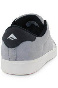 Emerica The Leo Suede Shoe (grey navy white)