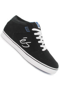 éS Bedford Mid Shoe (black white royal)