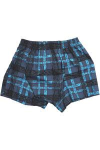 Lousy Livin Underwear Analog Check Boxershorts (blue)