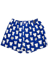 Lousy Livin Underwear Toast Boxershorts (royal)