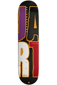 "Jart Skateboards Corp Logo 7.625"" Deck (black)"