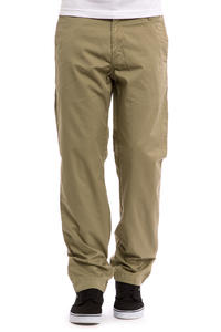 Carhartt WIP Station Pant Durango Hose (leather rinsed)