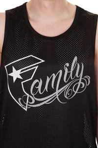 Famous Family Tank-Top (black black)