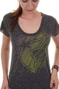 Famous Galactic T-Shirt women (black heather)
