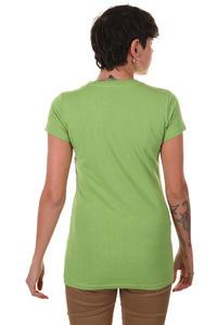 Burton Logo Fill T-Shirt women (heather sweet leaf)