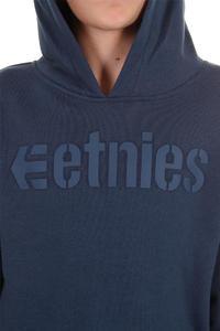 Etnies Corporate Hoodie kids (harbor blue)