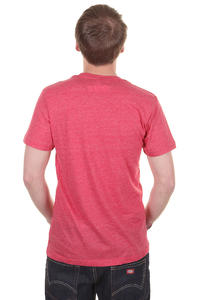 MOB Skateboards Relax T-Shirt (heather red)
