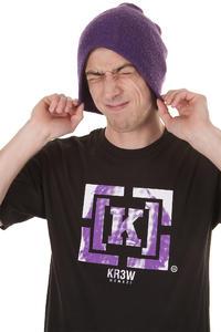 KR3W Lizard Flip 2 T-Shirt (black)