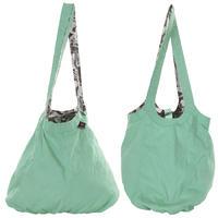 Cleptomanicx Cate Zockdollar Bag reversible  women (beryl green)