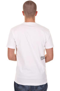 Cleptomanicx AALbatross T-Shirt (white)