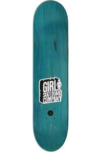 "Girl Capaldi Big Girl 3D 7.5"" Deck"